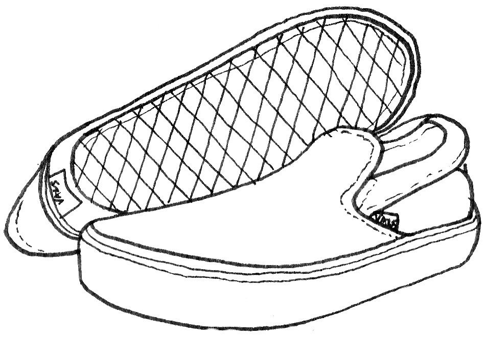 Drawn vans cool shoe Rockin' you're my about I