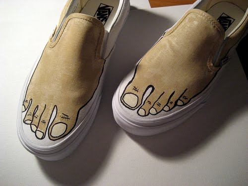 Drawn vans cool shoe Could opened and mind of