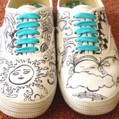 Drawn vans creative Shoes hand drawn Drawn Martin