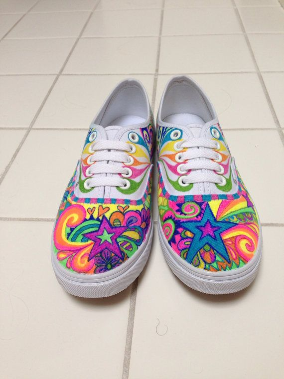 Drawn vans creative (The Sharpie shoes Galaxy Best