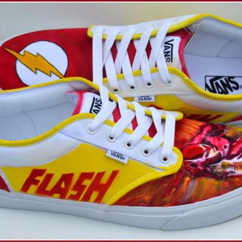 Drawn vans custom design Flash