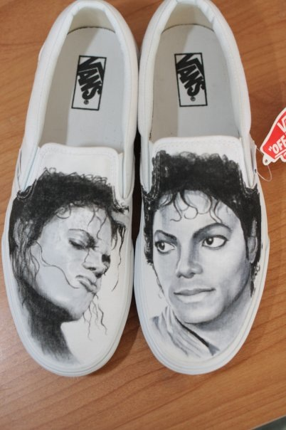 Drawn vans custom drawn Shoes Archives Jackson Paint Portrait