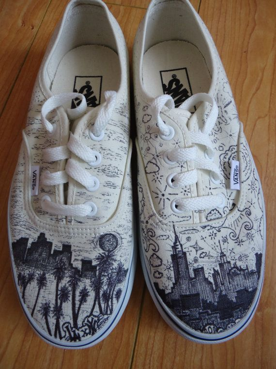Drawn vans cute #7