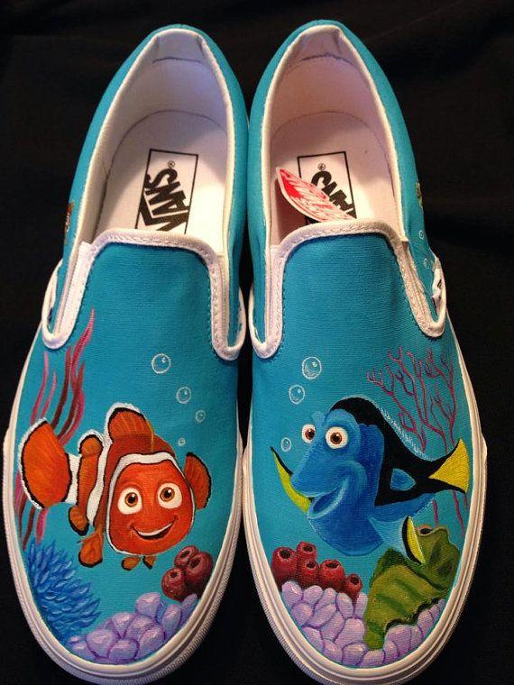 Drawn vans designed Shoes Hand best Custom