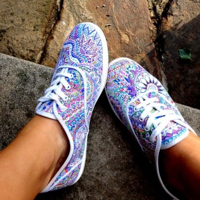 Drawn vans diy On cool this DIY crafts