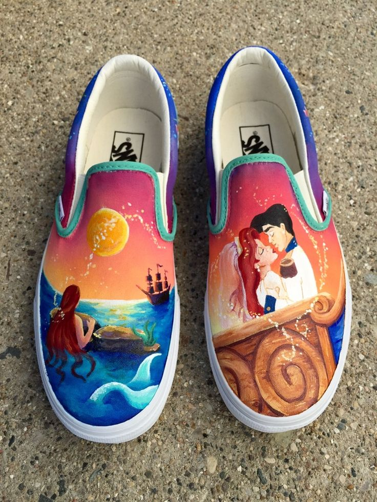 Drawn vans diy 25+ Shoes Painted ideas on