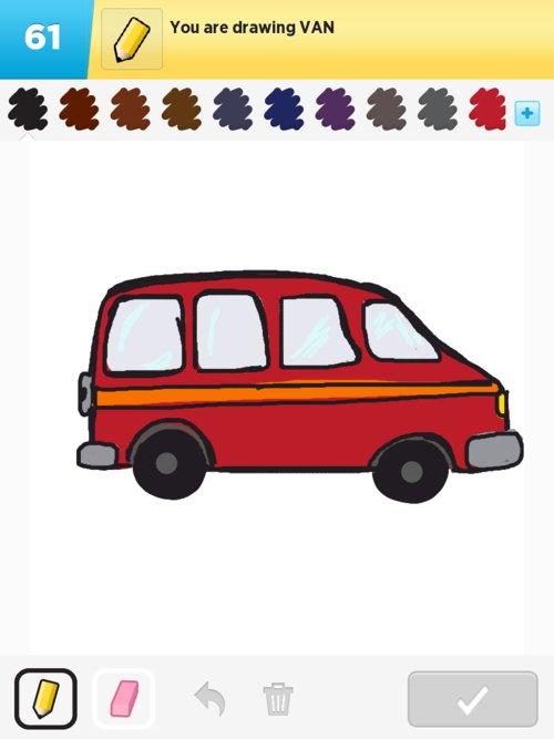 Drawn vans easy #3