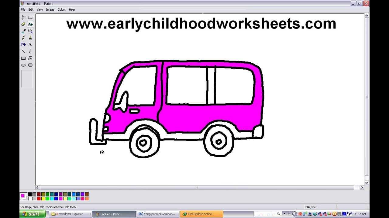 Drawn vans easy #1