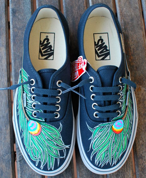 Drawn vans feather Pinterest by Wavy 00 25+