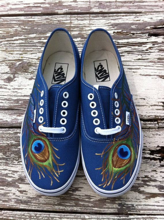 Drawn vans feather Pinterest as Custom $55 Best