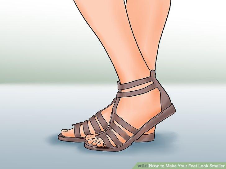 Drawn vans foot Feet Feet Look Look 6