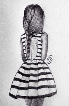Drawn vans girly Drawing draw moda cute girl