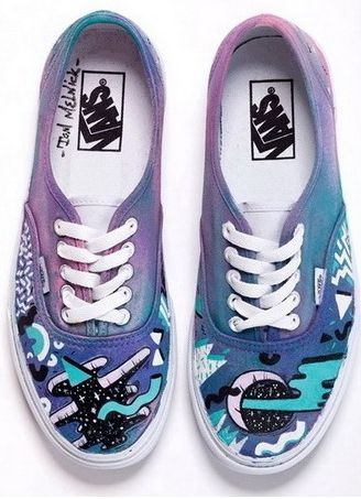 Drawn vans girly By designed Wall Sneak a