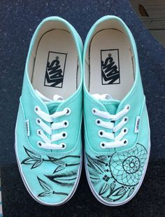 Drawn vans hand drawn On more this on Hand