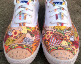 Drawn vans hand drawn By and BigLeagueShoe on Shoes