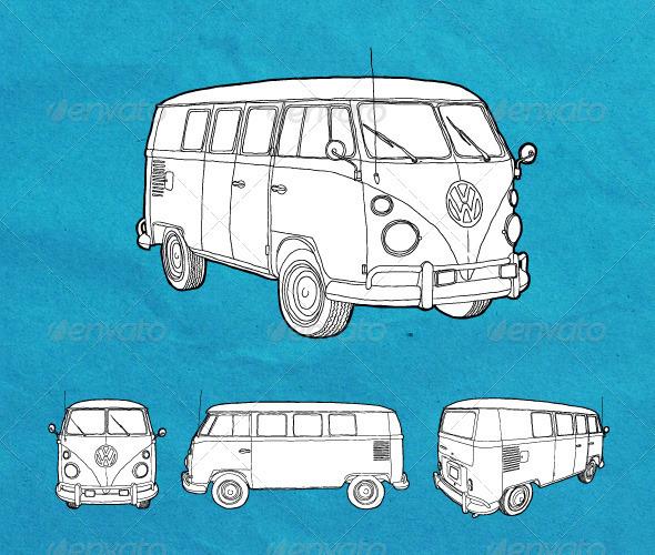 Drawn vans handmade #15