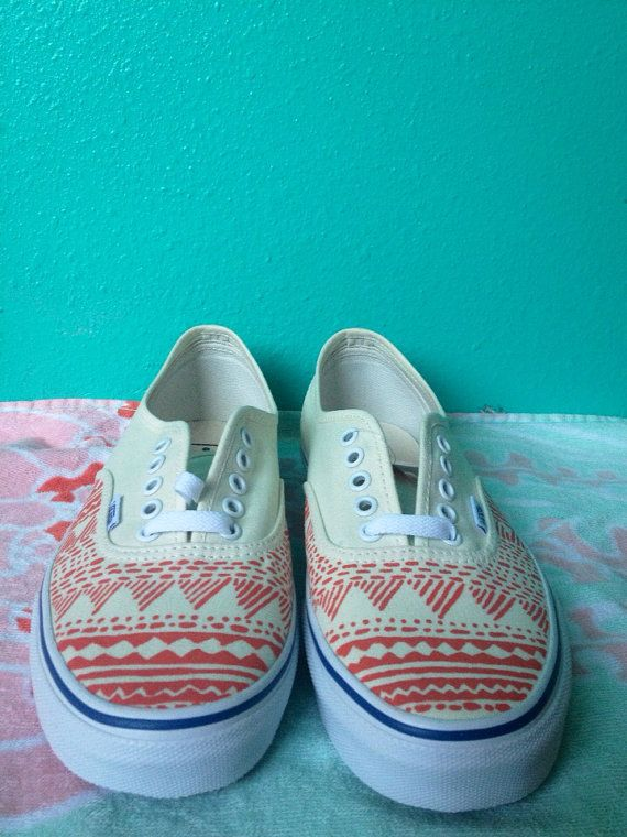 Drawn vans handpainted By 136 images ChristinaEvertArt Pinterest