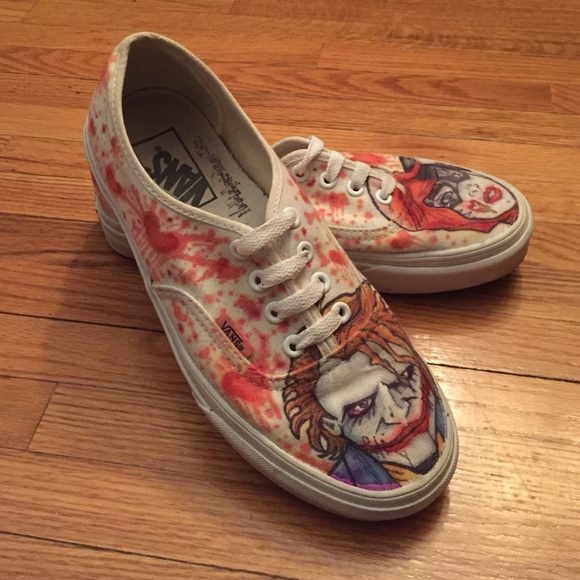Drawn vans joker Quinn Shoes Vans  70%