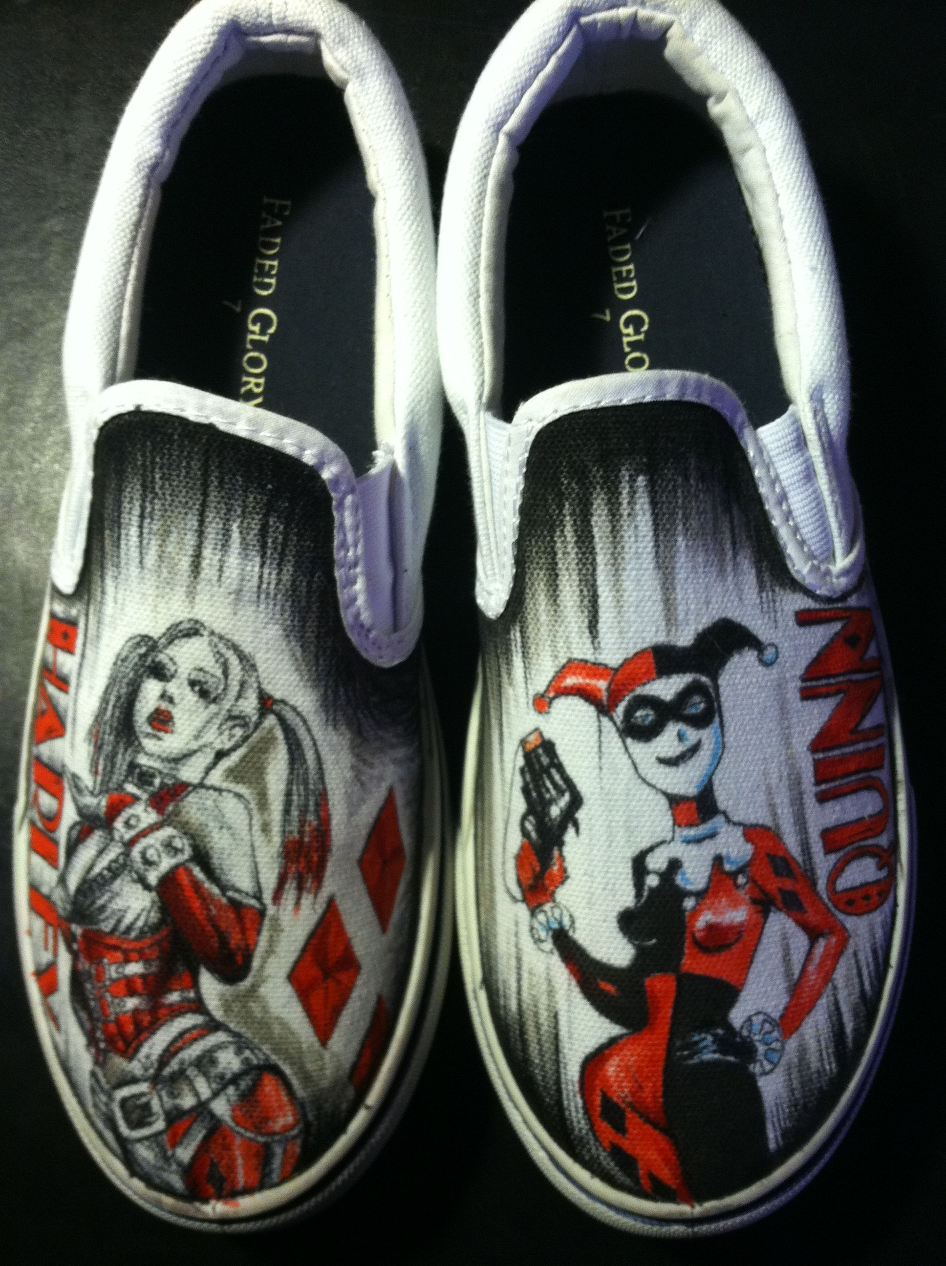 Drawn shoe custom drawn Hand Quinn Drawn Crafted Buy