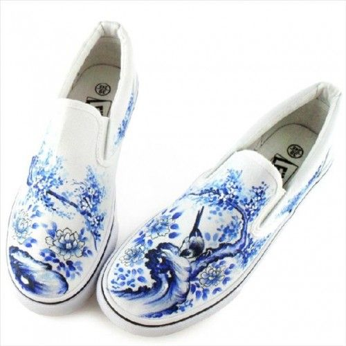 Drawn shoe hand painted Paintable images things: best on