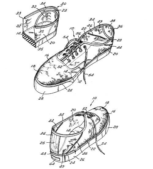 Drawn vans old shoe #11