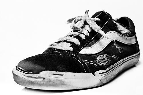 Drawn vans old shoe #8