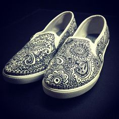 Drawn vans paint Drawn Pinterest Shoes Sharpie Doodle