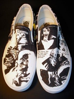 Drawn vans pinterest #9