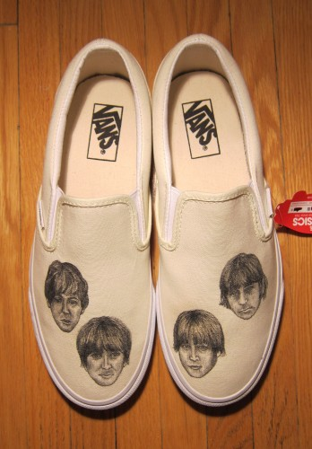 Drawn vans pinterest #3