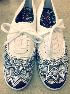 Drawn vans psychedelic Drawn What work Hand Personalized
