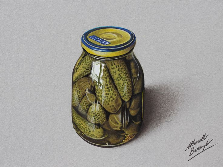 Drawn vans realistic Jar on pickles best YouTube