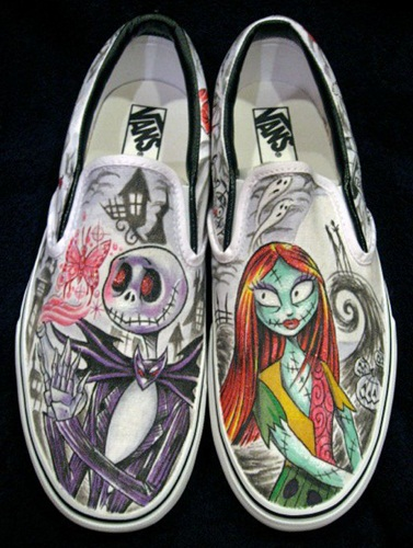 Drawn vans sally The of Before Custom versions