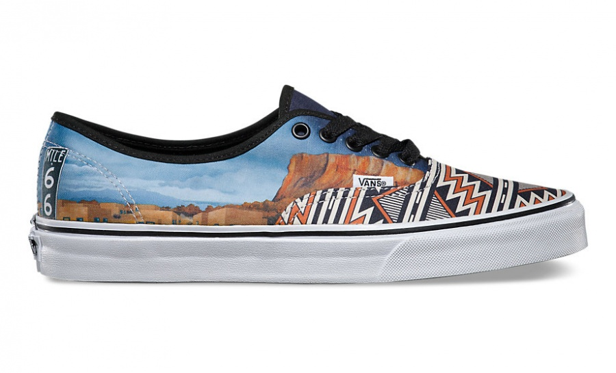 Drawn vans school shoe Rio the as  painted