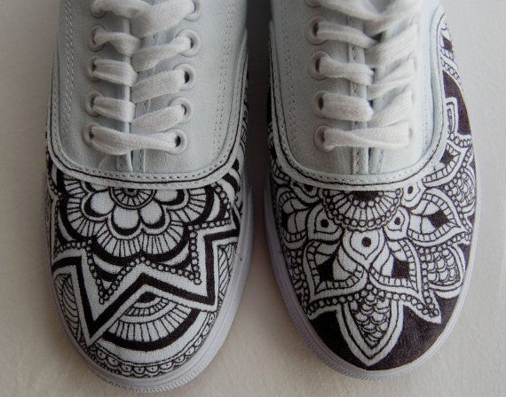 Drawn vans simple Sharpie on Pinterest Best Glittered