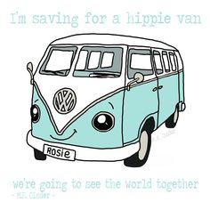 Drawn vans sketch T1 Olsder (marjoleinolsder saving I'm
