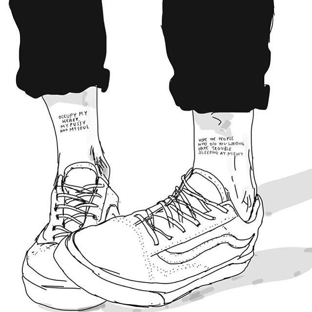 Drawn vans sketch Vans draw 4eva Vans #skate