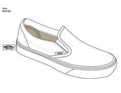 Drawn shoe van Google Pesquisa Pinterest Pesquisa vans