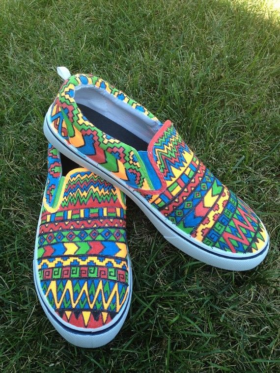 Drawn vans tribal pattern On about Olivia f66059 jpg