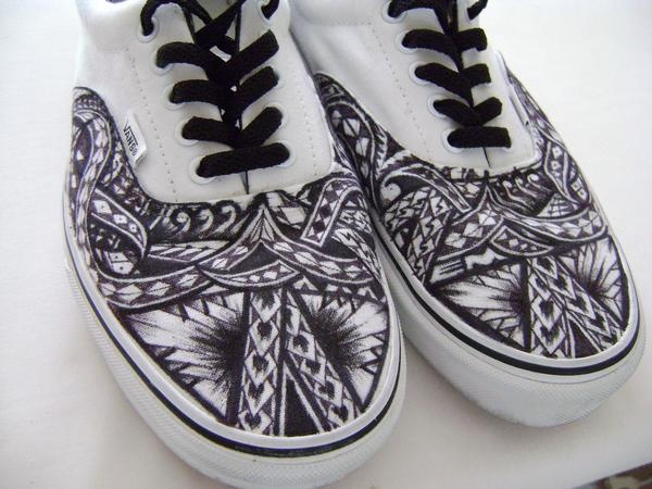 Drawn vans tribal pattern Images about Tribal 14 best
