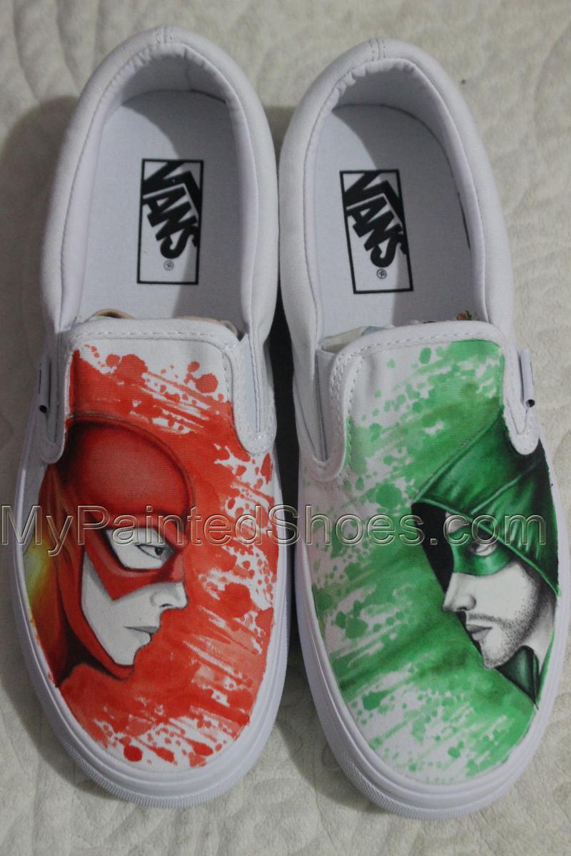 Drawn vans unique Shoes Shoes Flash Hand Vans