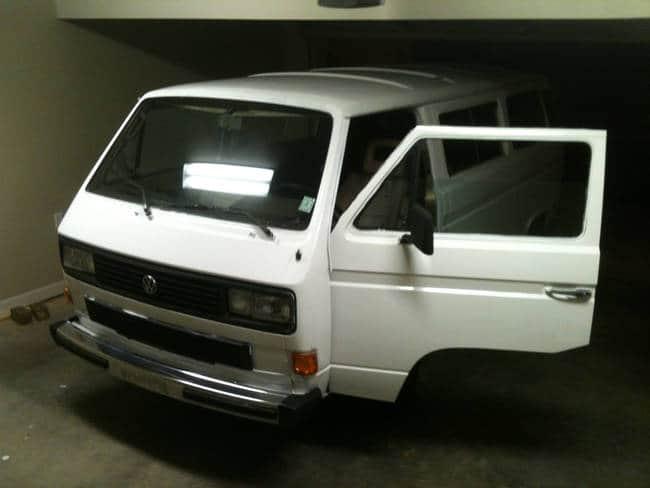 Drawn vans white van Random Van To Man start