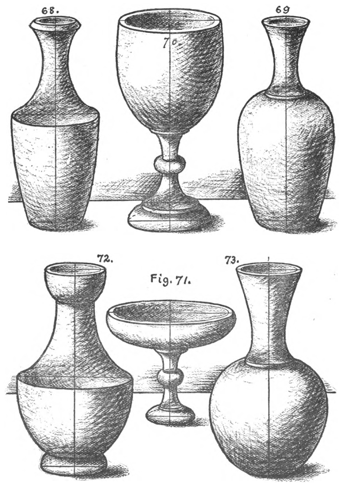 Drawn vase top view Vessels How How Vases and