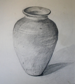 Drawn vase HubPages draw Learning  to