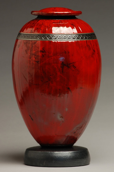 Drawn vase black and red Odds elementalurns Pinterest been tradition