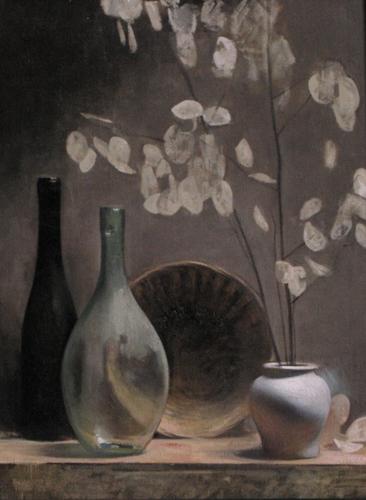 Drawn vase dead nature Raised drawing Bauman now Pinterest