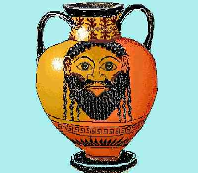 Drawn vase greek pottery From painting Pages Classics aesthetics