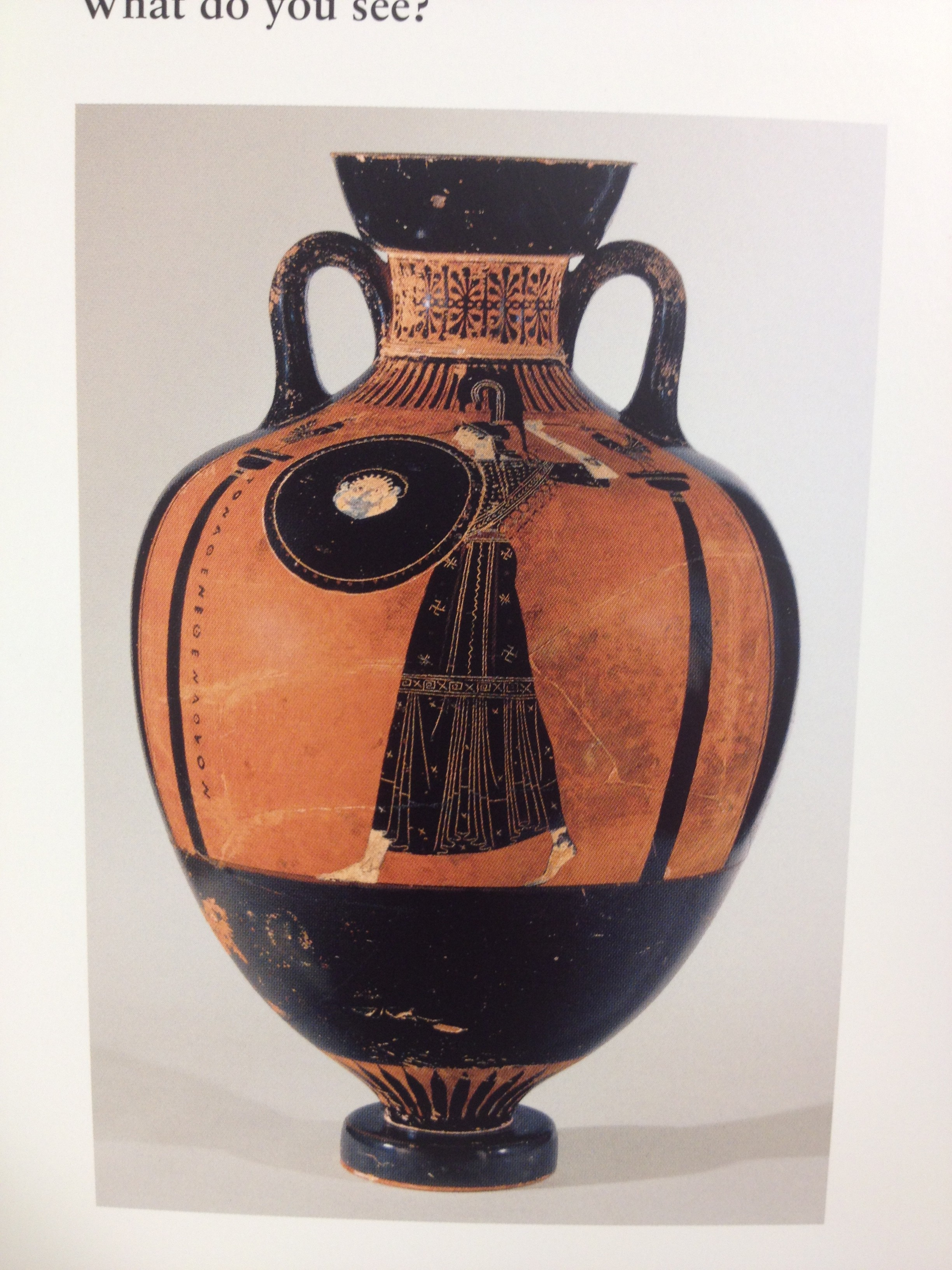 Drawn vase greek pottery Classroom the you Spina's How