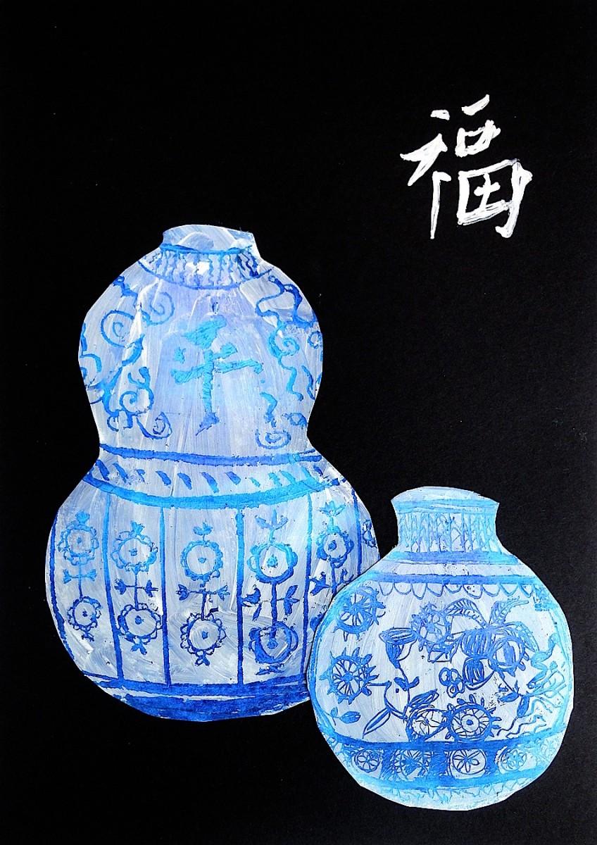 Drawn vase ming vase Ming The  Vases