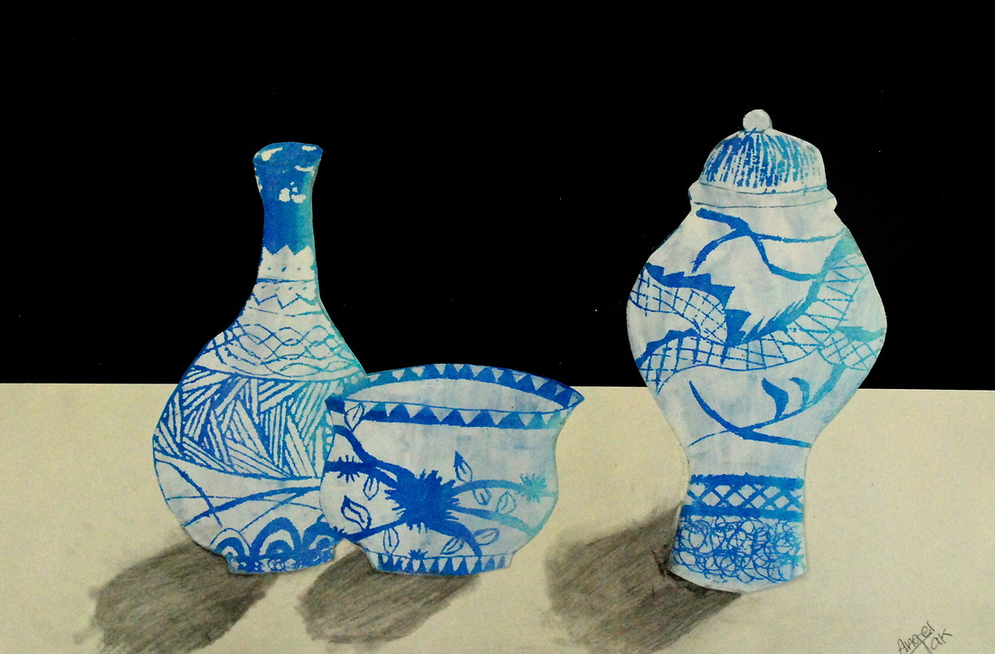 Drawn vase ming vase To and my Vases than