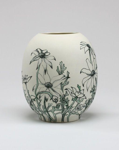 Drawn vase wash Result 10 on Niehaus wash